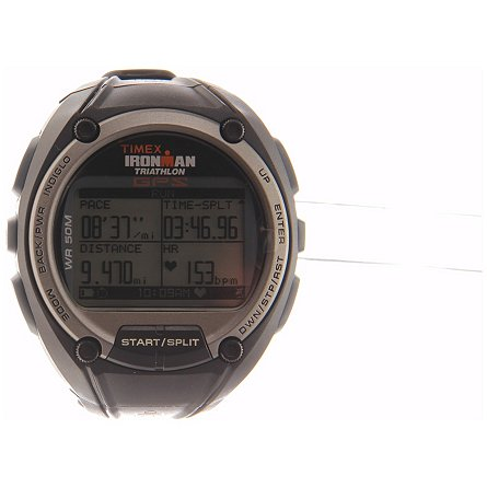 TIMEX Ironman Global Trainer GPS Speed + Distance