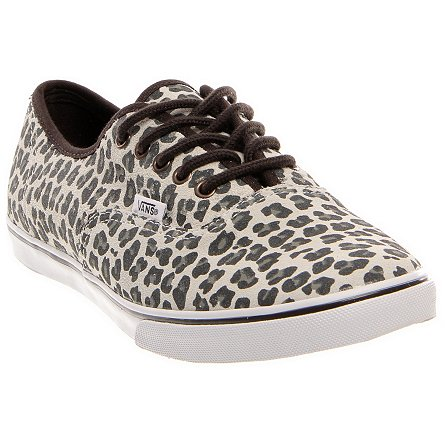 "Vans Authentic Lo Pro ""Leopard"""