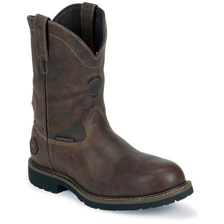 Justin Original Work Rugged Utah Wterproof Comp Toe