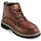 Justin Original Work Rustic Cow Steel Toe Chukka - WK900