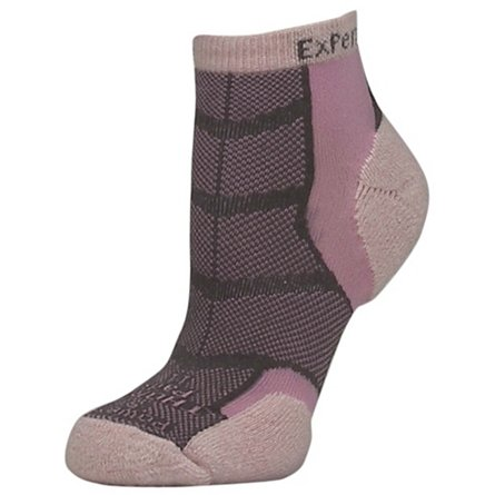 Thorlos XWCU 3-Pack Experia Merino Wool/Silk Mini-Crew