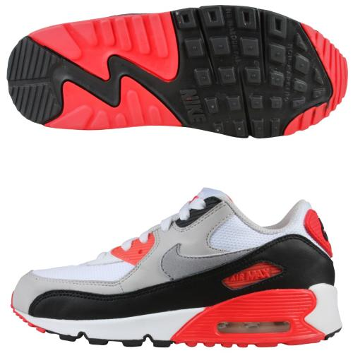 Nike Air Max 90 - White : Kids' Nike Retro Shoes