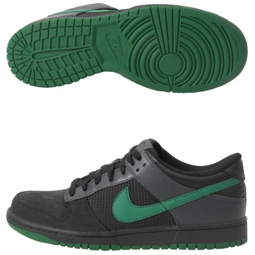 Nike Dunk Low CL (Black) Men's