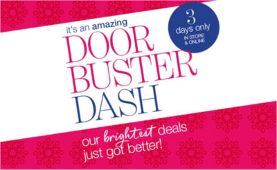 shop doorbusters