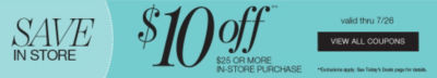 Shop Save More 10off