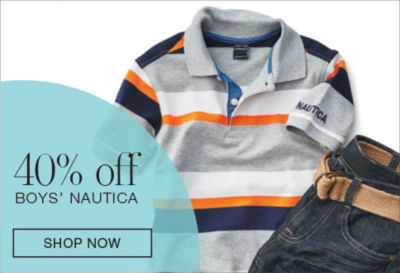 Shop 40off Boys Nautica