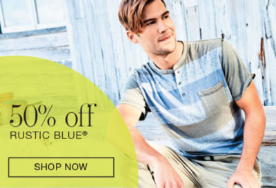 Shop 50off Rustic Blue