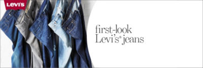 Shop First Look Levi Jeans