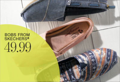 Shop 49.99 Bobs from Skechers