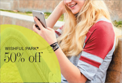 Shop 50off Wishful Park