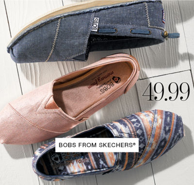 Shop Bobs for Skechers