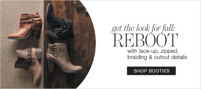 shop women's booties