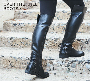 shop ovhe knee boots