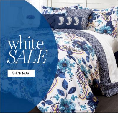 Shop White Sale