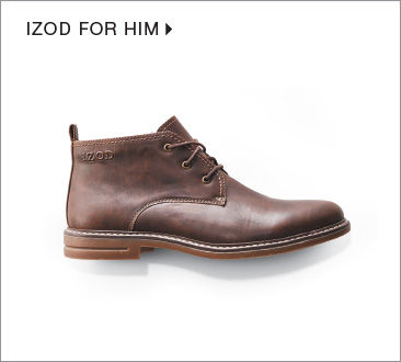 izod shoes for him