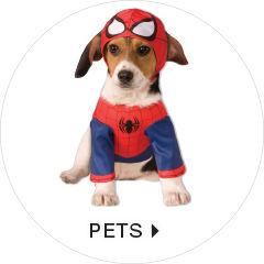 Shop pets costumes