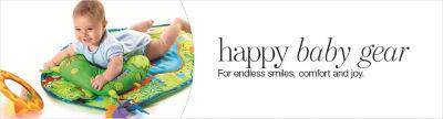 shop baby essentials & gear
