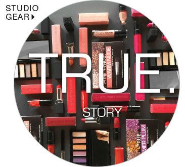 sho studio gear makeup