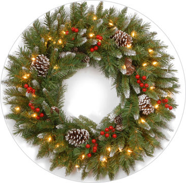 Shop Wreaths & Garlands