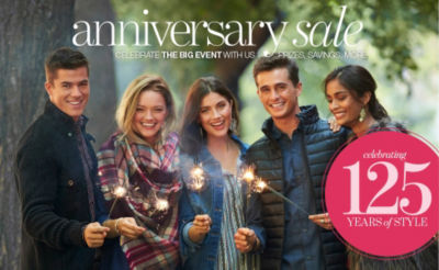 Shop Anniversay Sale