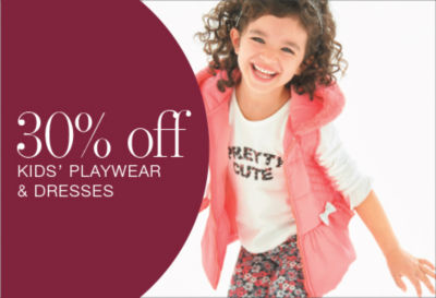 Shop Kids Playwear & Dresses