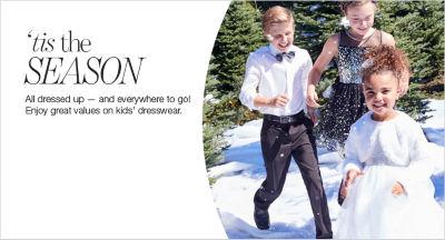 Shop Kids Dresswear