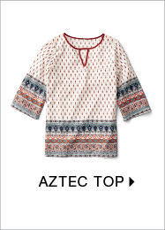 Shop Aztez Top