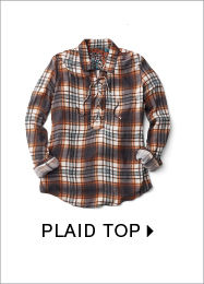 Shop Plaid Top