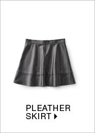 Shop Pleather Top