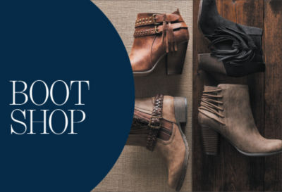 Shop Boot Shop