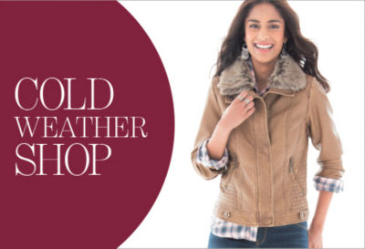 Shop Cold Weather Shop