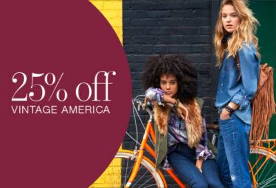 Shop Vintage America