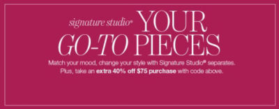 Shop Signature Studio