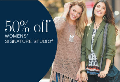 Shop Women Signature Studio
