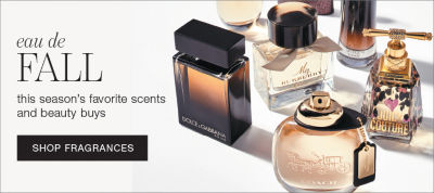 Shop Fragrances for Fall the seasons favorite scents and beauty buys