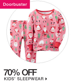 shop 70% off kids sleepwear