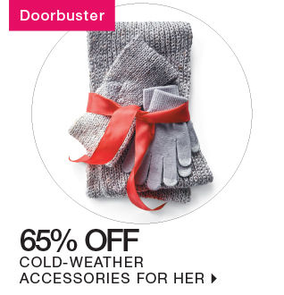 shop 65% off womens cold weather accessories