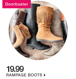 shop 19.99 rampage boots