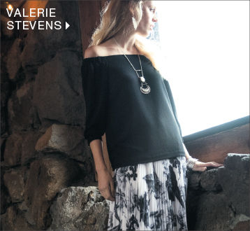 Shop Valerie Stevens