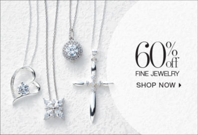 shop 60% off fine jewelry