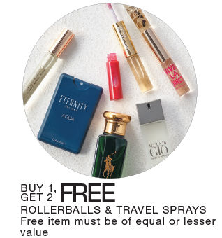 shop rollerballs & travelsprays