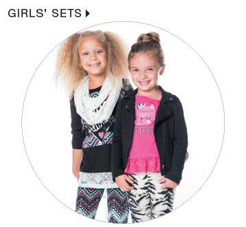 shop girls' sets