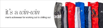 shop mens activewear