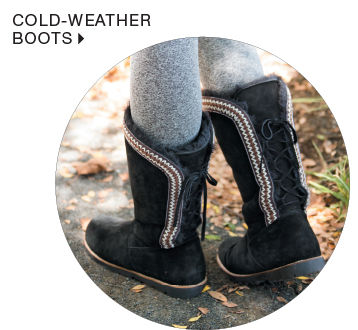 shop womens cold weather boots