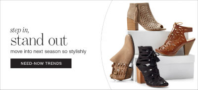 shop need now trend shoes