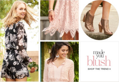 Shop Made You Blush