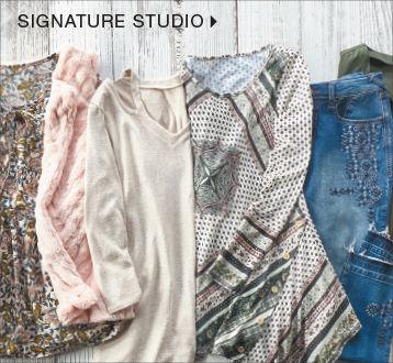 Shop Women Signature Studio