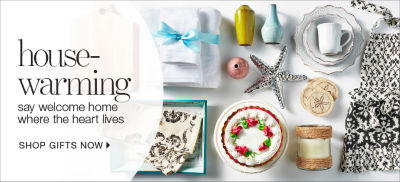 Shop Housewarming gifts