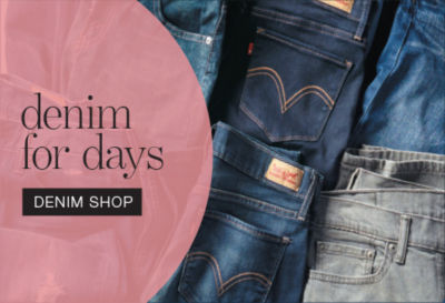 denim shop