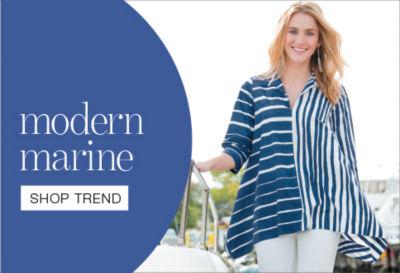 shop modern marine trend
